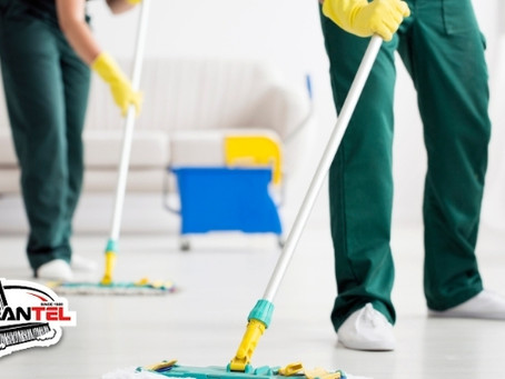 What is the difference between Cleaning, Sanitizing, and Disinfecting?