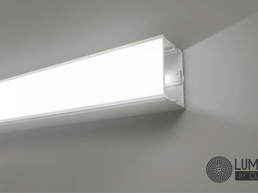Explicação Perfil para Fita LED