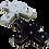 Thumbnail: CONECTOR PARA TRILHOS 2 FIOS | MODELO T