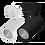 Thumbnail: SPOT PARA TRILHO 2 FIOS COM LED INTEGRADO | 5W