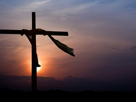 An Easter Message - Christ Crucified, Christ Risen, Christ Exalted