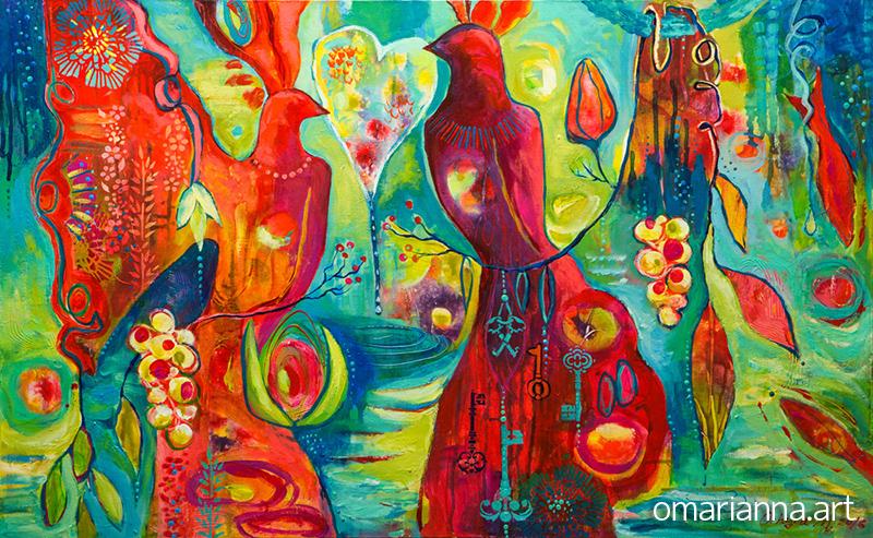 Love Keepers | Marianna Ochyra