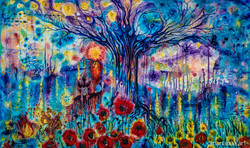 Cosmic Tree | Marianna Ochyra
