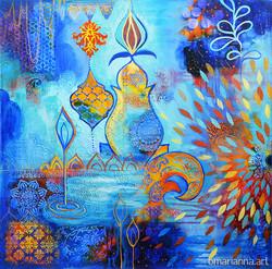 Марокканские ночи 2. Диптих