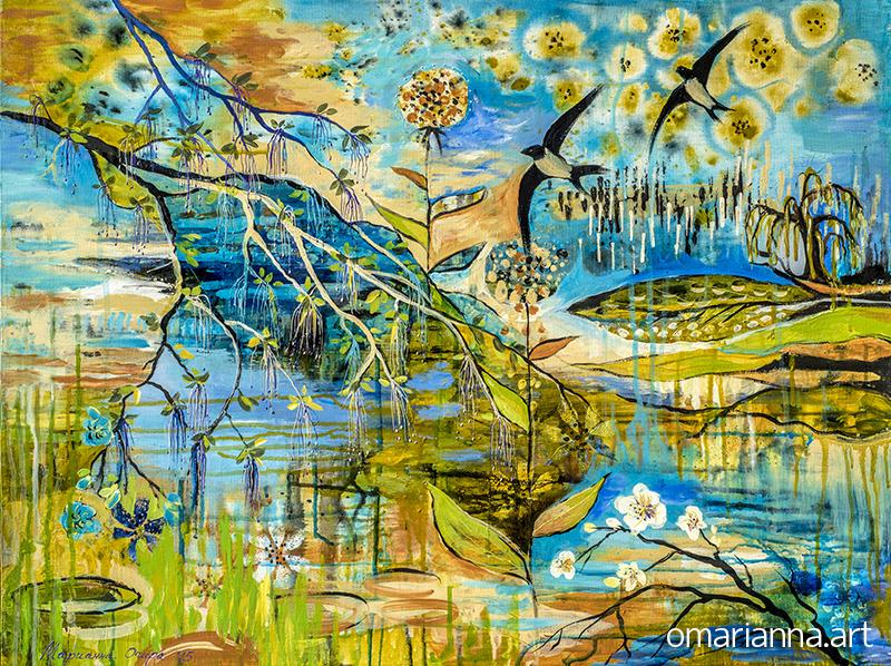 Spring blooming | Marianna Ochyra