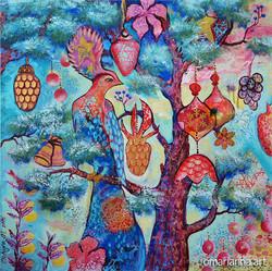 Bird of happiness | Marianna Ochyra
