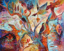 Spring awakening   Marianna Ochyra