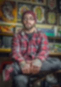 Jon Bartels Tattoos