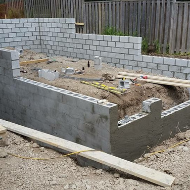 Garage Foundation