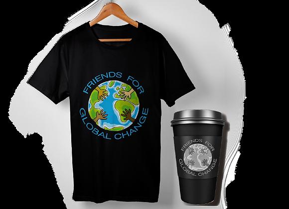 Shirt + Coffee Mug