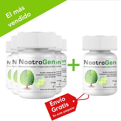 NootroGen 6+6, ahorra $1000 pesos