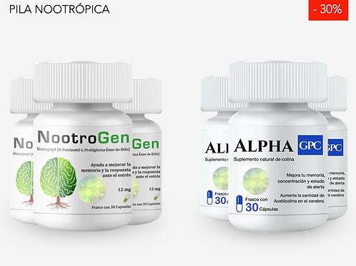 NOOTROGEN 3 + ALPHA GPC 3