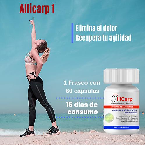 AlliCarp 1 frasco
