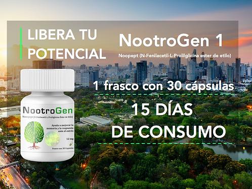 NootroGen 1 (Noopept 12 mg)