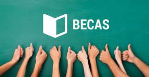 10 increíbles becas para universitarios en México.