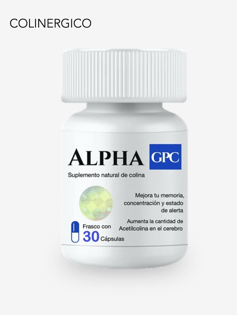 alfa gpc coline