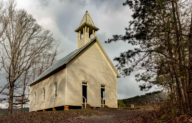 Methodist Church in Cade's Cove