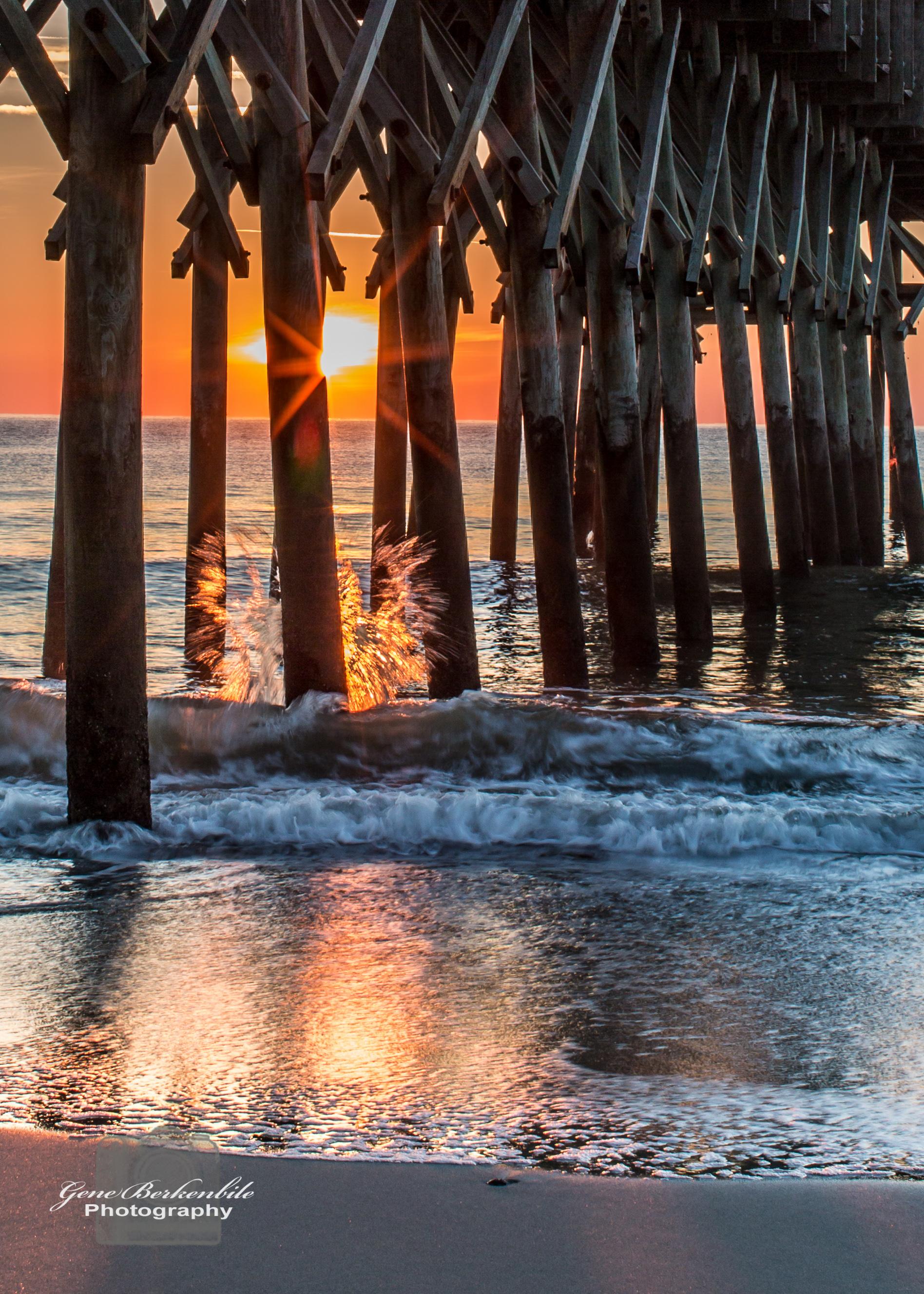 Sunrise at Pier 14