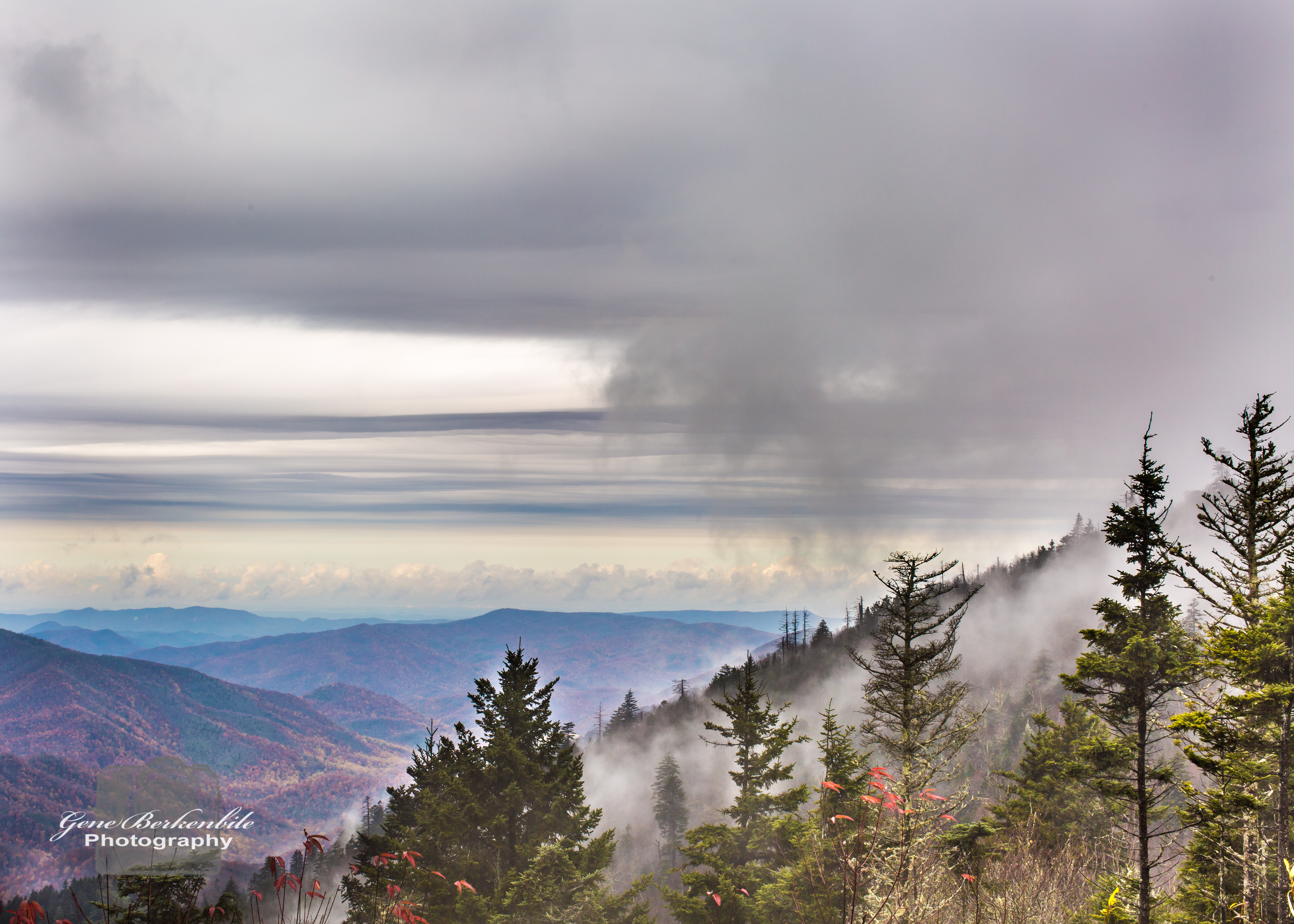 Clingman's Dome Photography