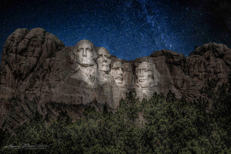 Night at the Rushmore