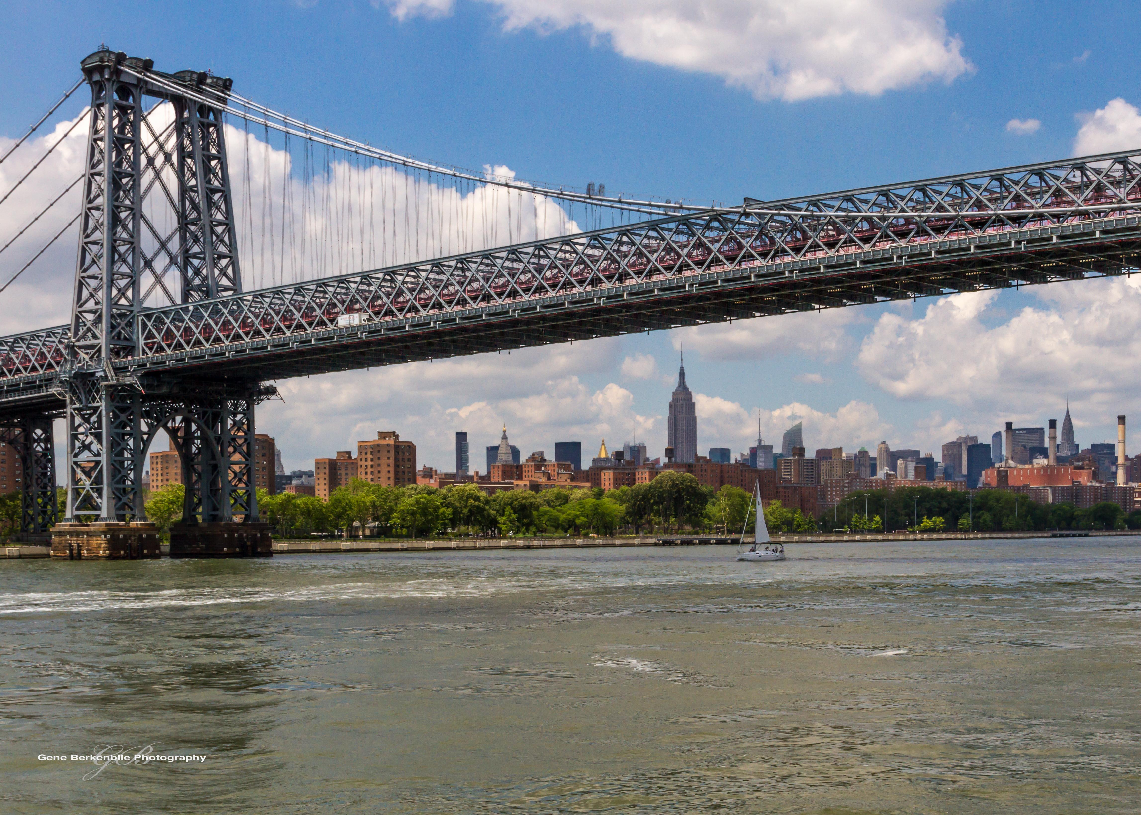 Williamsburg Bridge - Manhattan