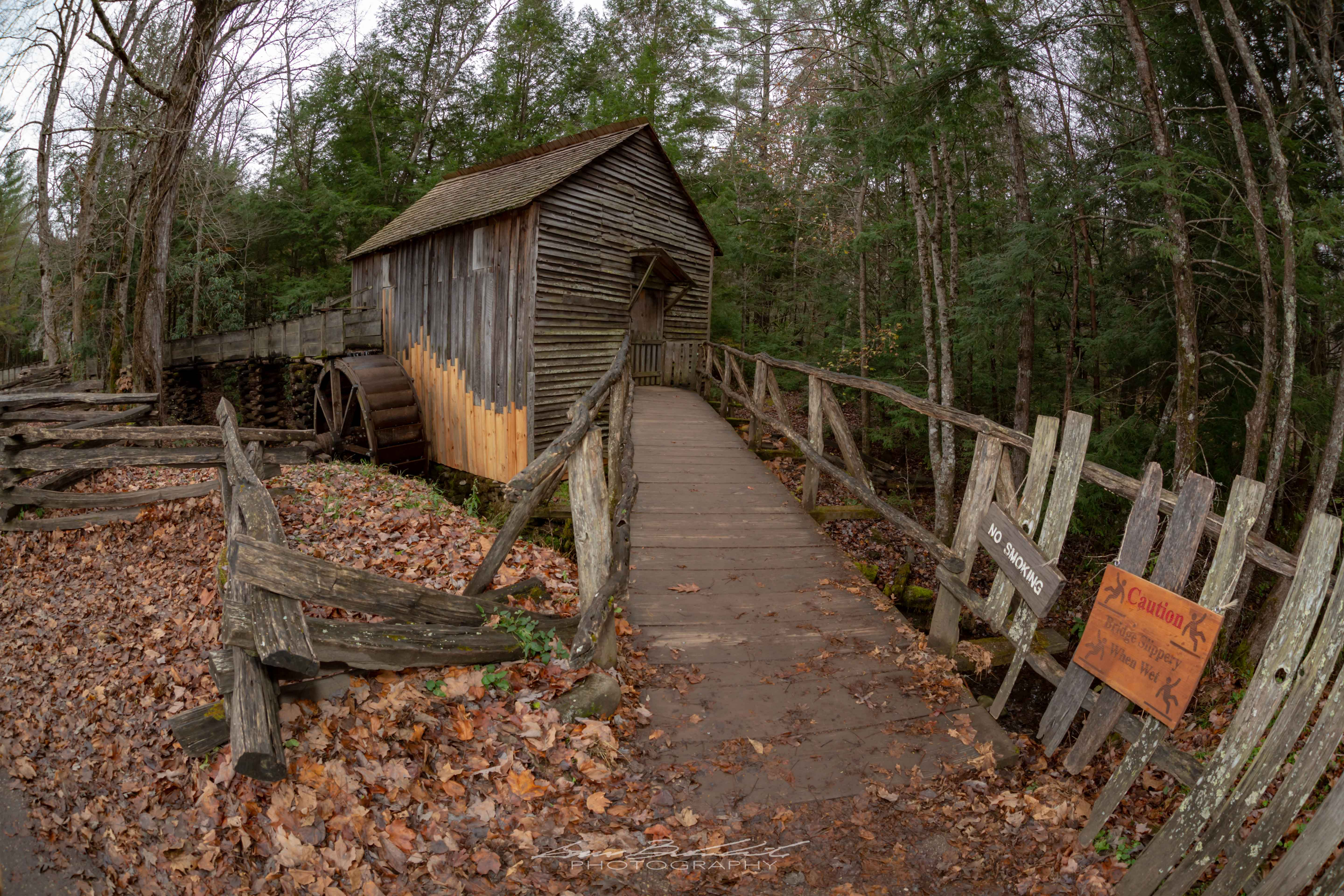 John Cable Grist Mill
