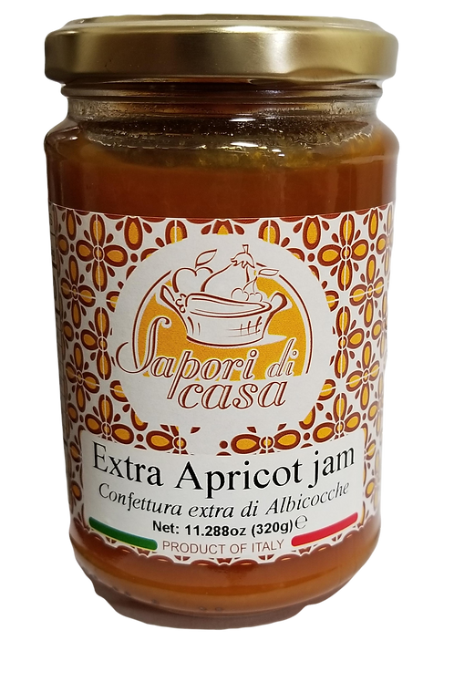 Sapori di Casa Extra Apricot Jam