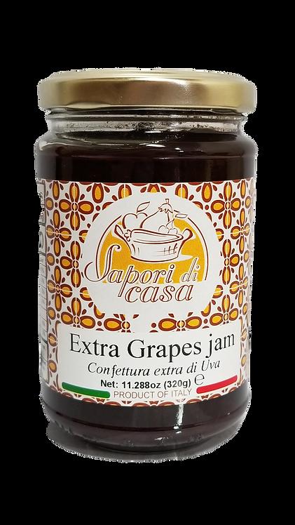 Extra Grape Jam