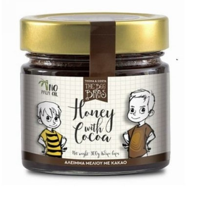 The Bee Bros Honey with Cocoa