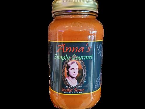 Anna's Simply Gourmet Vodka Sauce