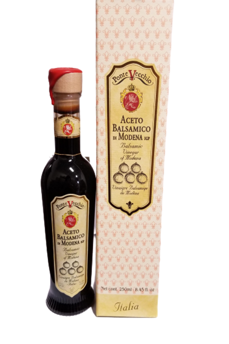 IGP Balsamic vinegar of Modena aged 10 years
