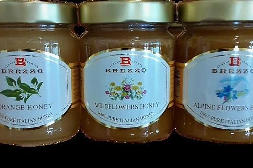Three Tenors of Honey