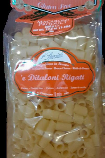 e Ditaloni Rigati
