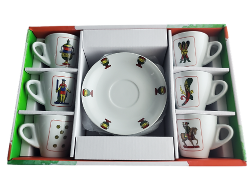 Card Game  Cup Set