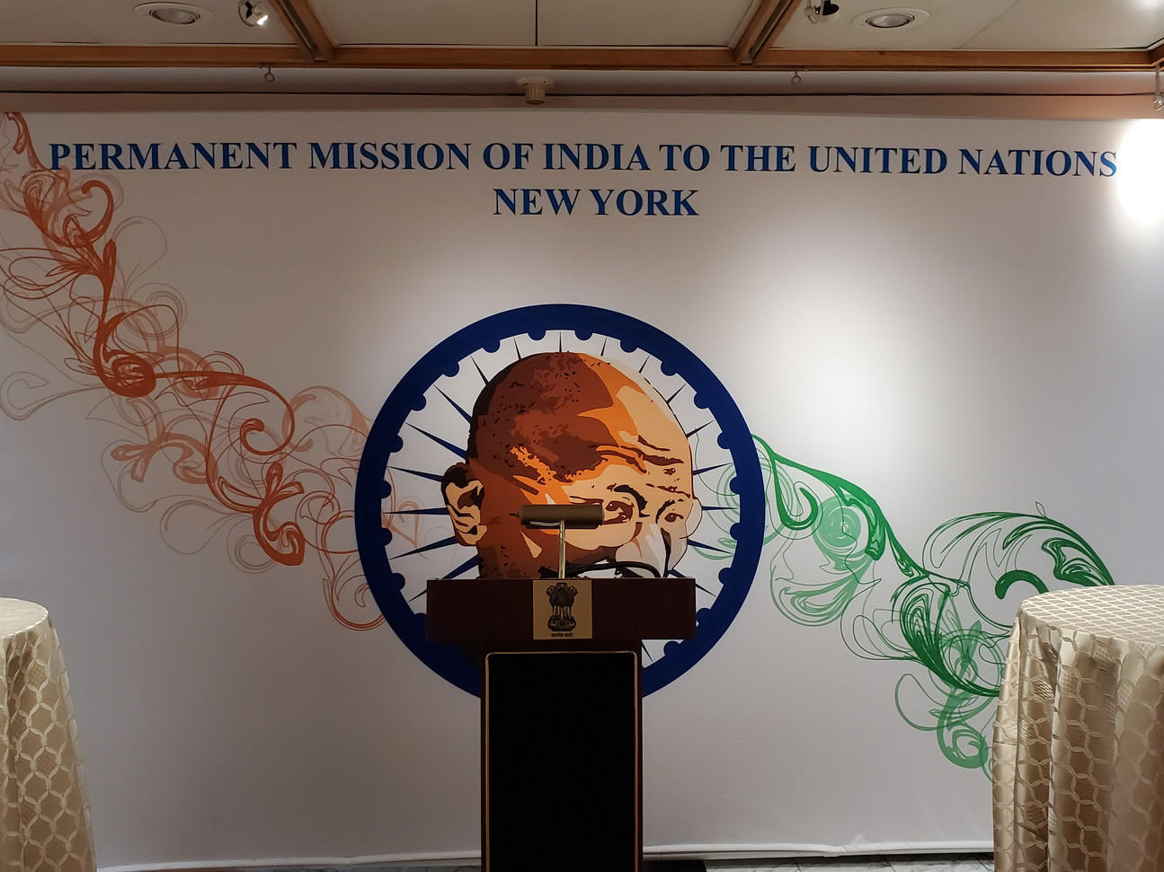 UNITED NATIONS PERMANENT MISSION TO INDIA June 2019 Manhattan, New York
