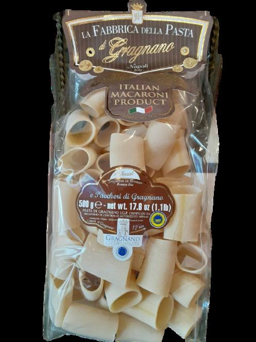 La Fabrica Della Pasta - 'e Paccheri di Gragnano