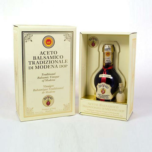 """DOP Traditional Balsamic vinegar of Modena """"Extravecchio"""" Aged 25 years"""