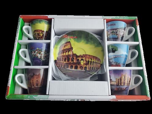 Landmarks Cup Set