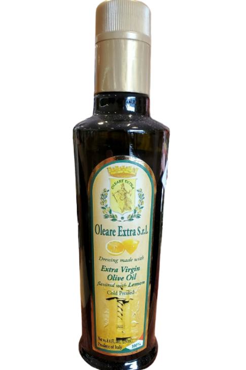 Oleare s.r.l. Extra Virgin Olive Oil infused with Lemon