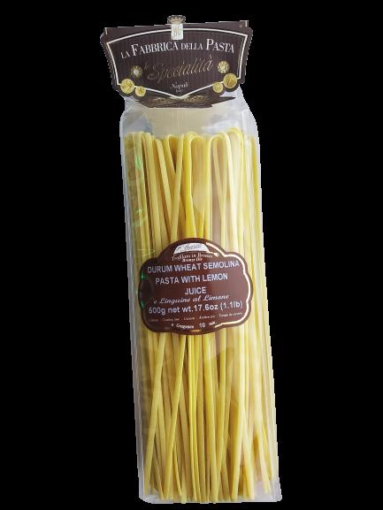 Linguine al Limone 16x500 gr