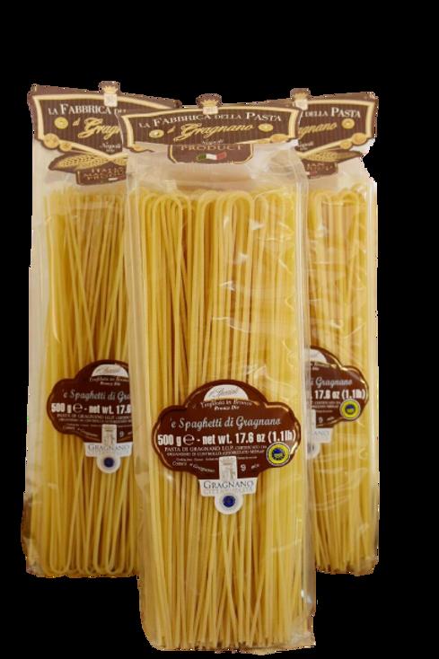 LaFabbrica Della Pasta - Spaghetti di Gragnano