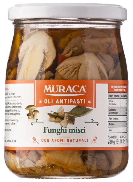 Mix bush mushrooms