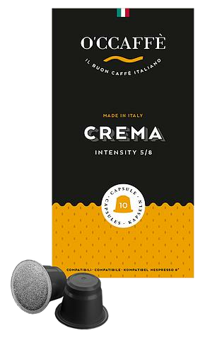 Crema Capsules (Nespresso Compatible)