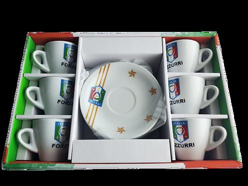 Forza Italia Espresso Cups Set