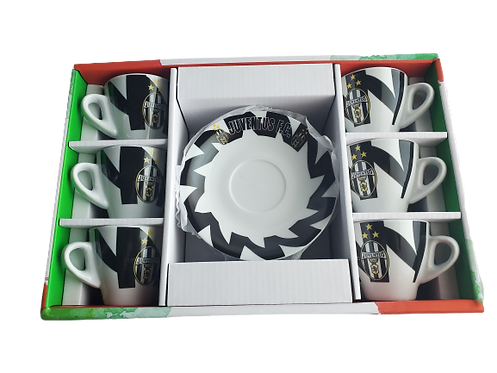Juventus Espresso Cup Set
