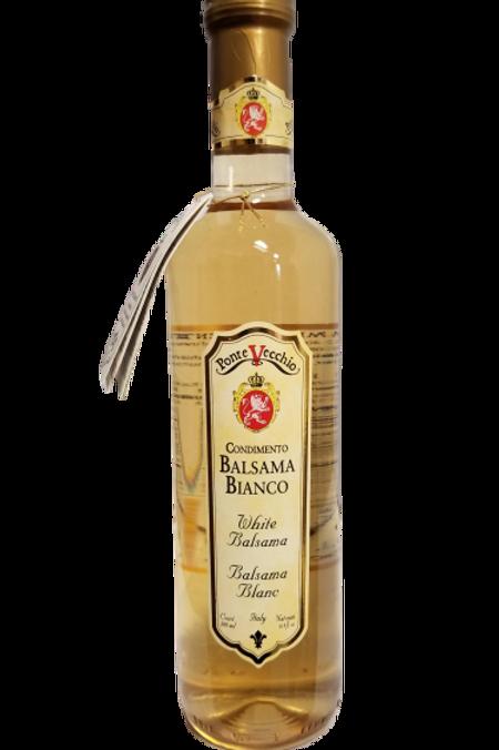White Balsama Vinegar