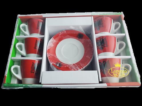 Albania Cup Set