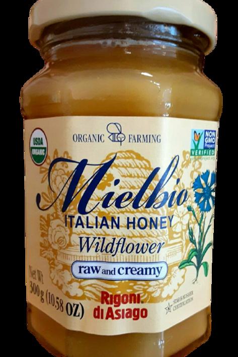 Organic Mielbio Italian Wildflower Honey