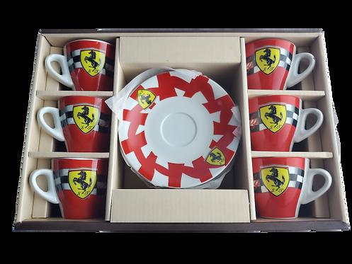 Ferrari Espresso Cup Set