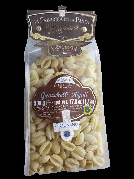Gnocchetti Rigati 16-500g Bags